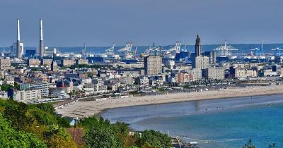 Le Havre /  Le Havre in Frankreich