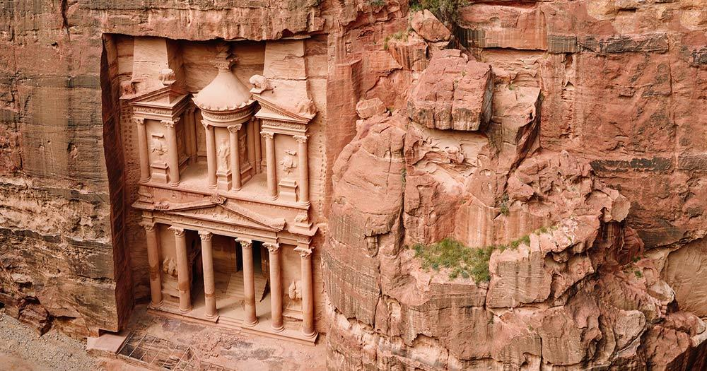 Petra / Al Khazneh
