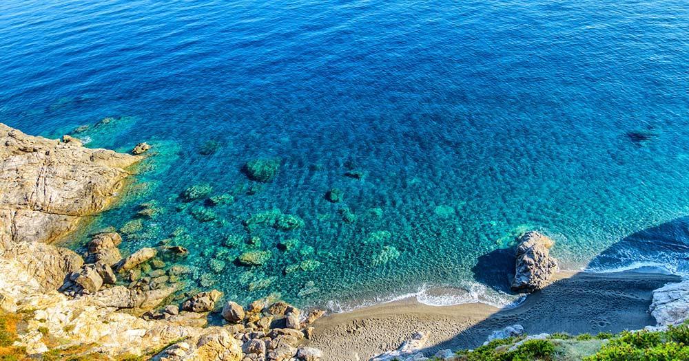 Messina / Strand rund um Capo d'Orlando