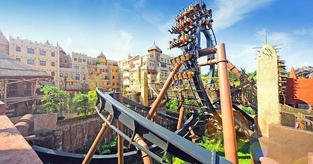 Phantasialand / Black Mamba