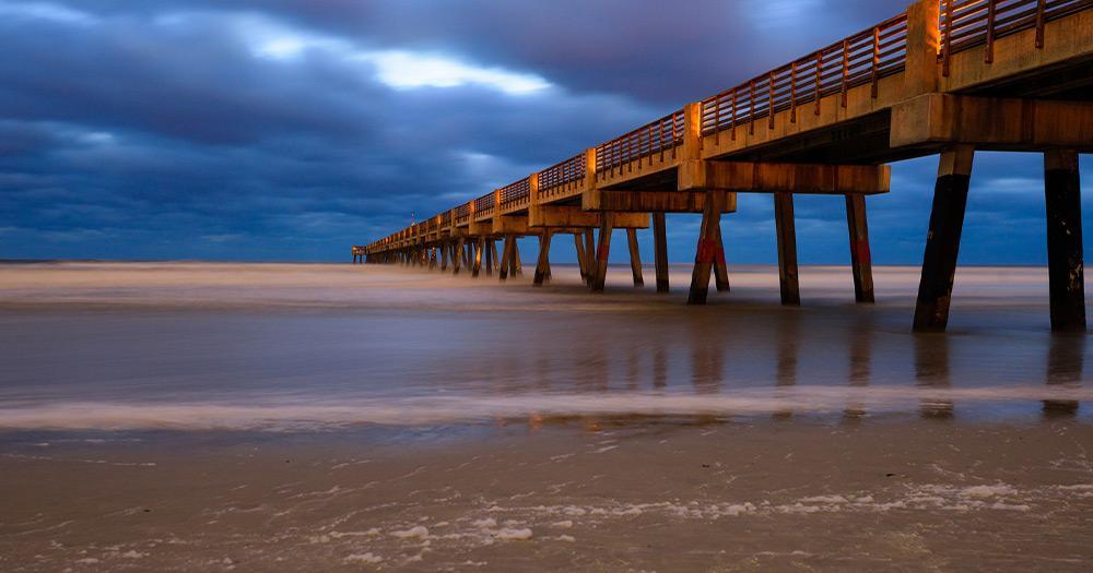 Jacksonville / das Meer