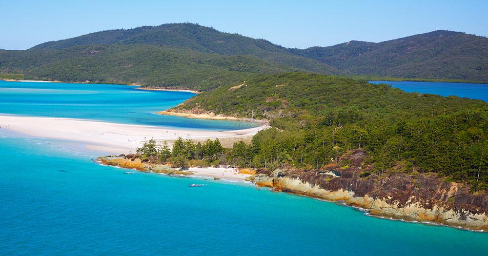 Whitsunday Islands / Whitsunday Islands