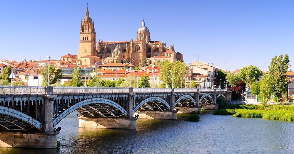 Salamanca / die Alte Kathedrale