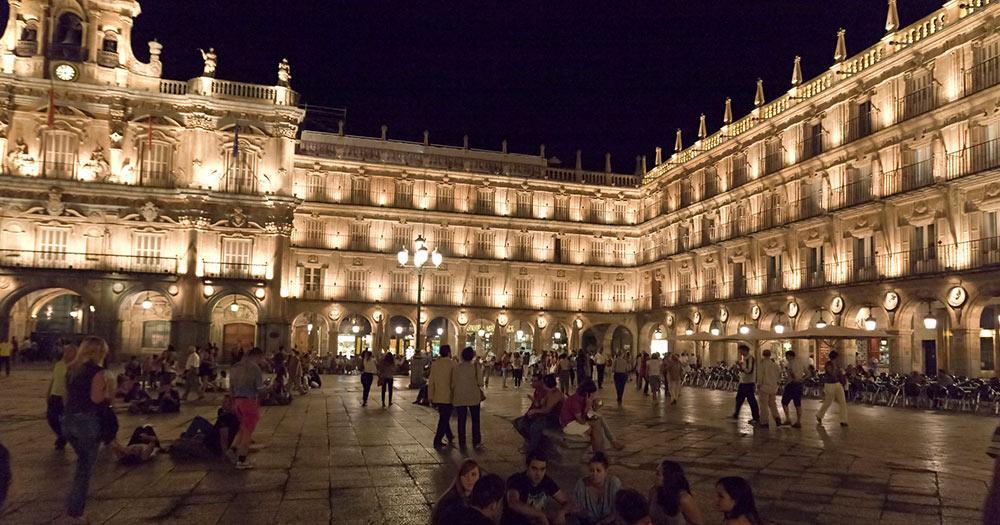 Salamanca / Salamanca Plaza Mayor