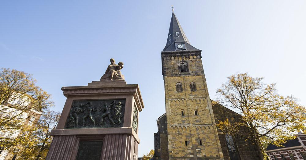 Enschede / Grote Kerk Kirche