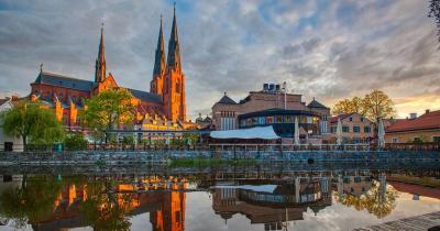 Uppsala / Uppsala in Schweden