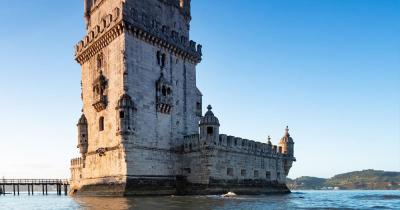Turm von Belém / der Turm von Belém