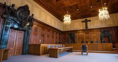 Memorium Nürnberger Prozesse / Gerichtsaal der Nürnberger Prozesse