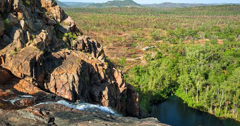 Kakadu-Nationalpark / ein Teil des Kakadu-Nationalpark