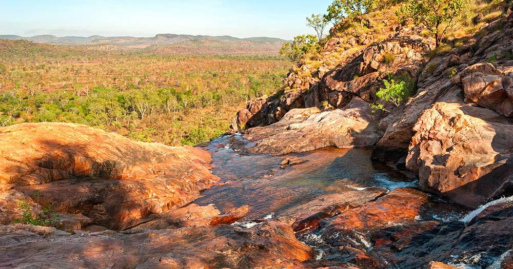 Kakadu-Nationalpark / der Kakadu-Nationalpark