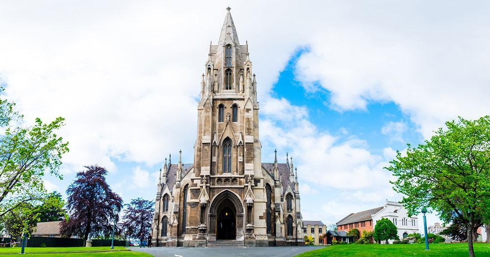 Dunedin /  St Joseph's Cathedral