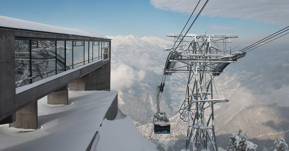Mayrhofen - Moderne Berstation