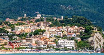 Ancona / Panoramablick über Ancona