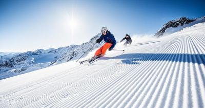Stubaier Gletscher - Winterspass für die ganze Familie