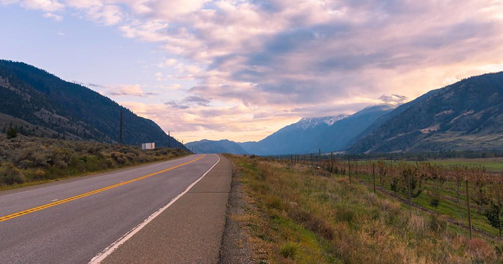 Highway 3 - der Highway 3