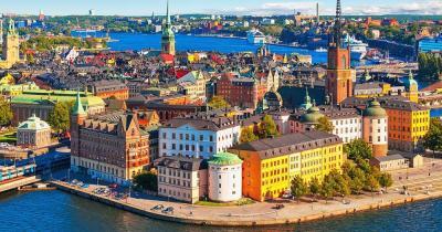 Staatliches Historisches Museum Stockholm / Panoramafoto von Stockholm