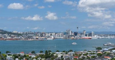 Mount Victoria Aussichtspunkt / Bild vom Mount Victoria Aussichtspunkt