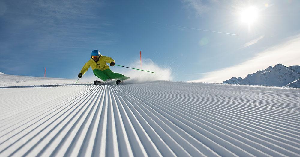Ski Arlberg - Perfekt gepflegte Pisten