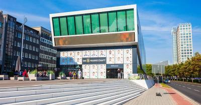 Deutsches Fußballmuseum  - das Deutsches Fußballmuseum in Dortmund