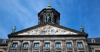Paleis op de Dam Königspalast / der Königspalast
