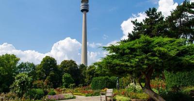 Westfalenpark - Westfalenpark in Deutschland