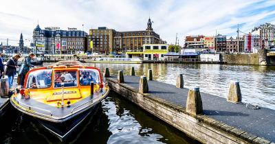 Kanalrundfahrten Amsterdam / Boote in Amsterdam
