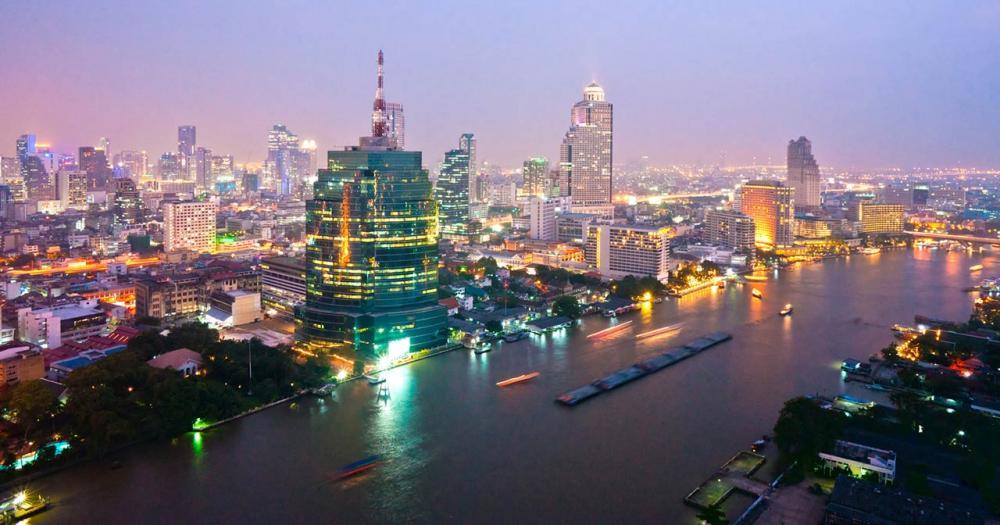 Thailand - Bangkok Skyline