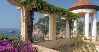 Atlantico Botanical - Terrasse im botanischen Garten