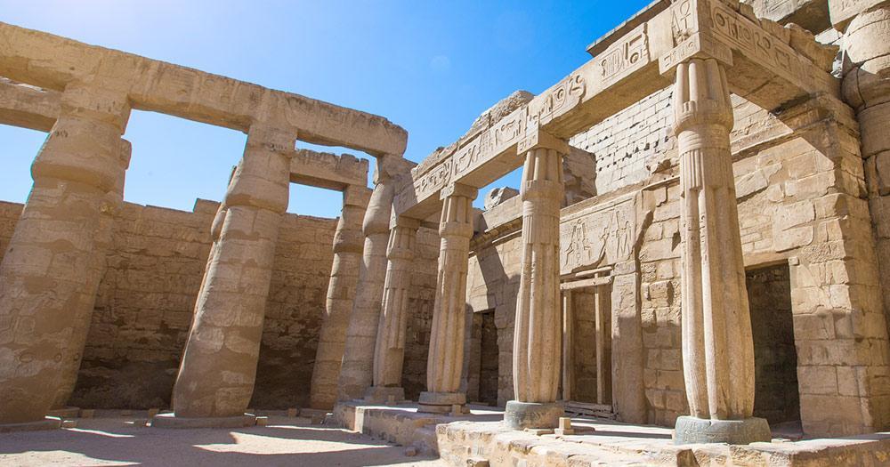 Tal der Könige Pharaonengräber & Grabkammern - Tal der Könige in Luxor