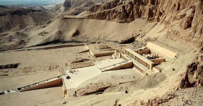 Tal der Könige Pharaonengräber & Grabkammern