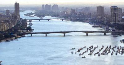 Nil - der Nil in Kairo