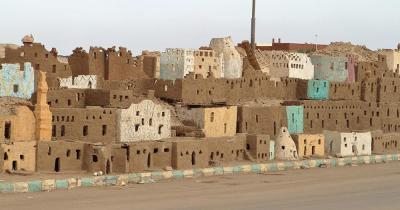Die Oase Siwa - Die Siwa-Oase in der Sahara