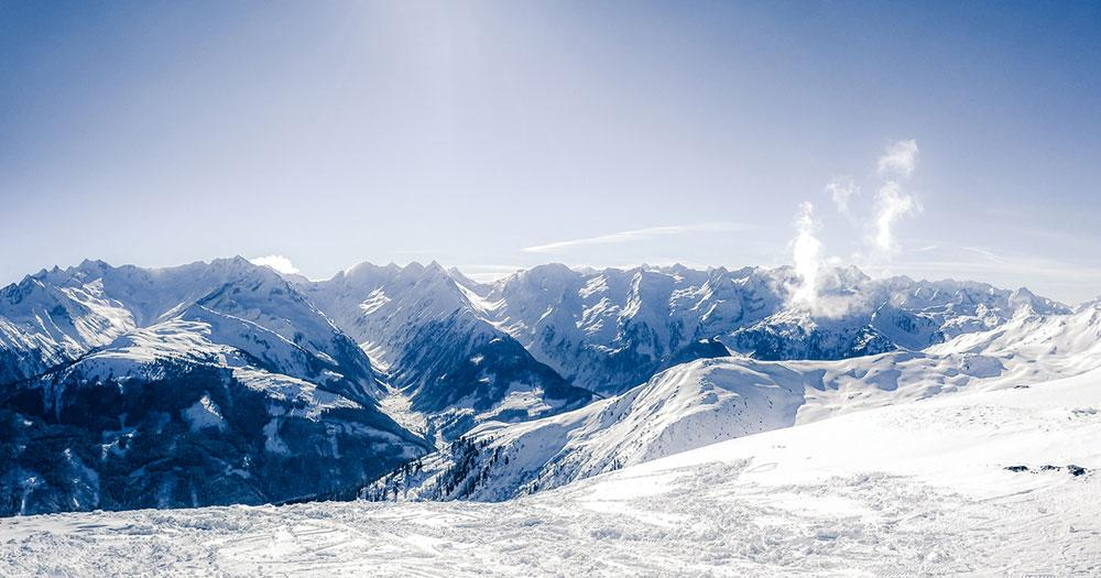 Gerlos - Herrliches Winterpanorama