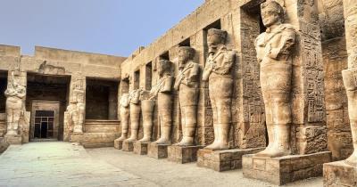 Tempelanlage Karnak - die Karnak Tempel