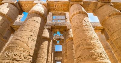 Tempelanlage Karnak - Tempel von Karnak in Luxor