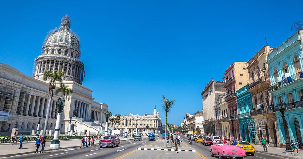 El Capitolio  - Das Kapitol von Havanna