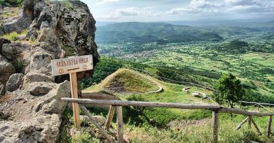 Altos de Campana Nationalpark - wunderschönes Landschaftsbild im Altos de Campana Nationalpark