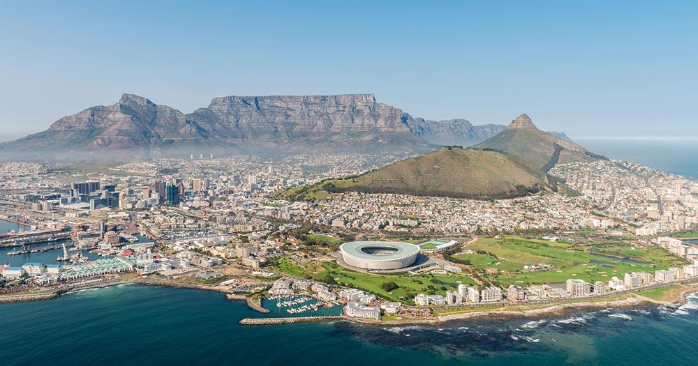 Westkap - Kapstadt in Südafrika