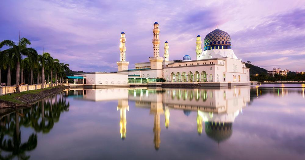 Malaysia - Moschee in Malaysia