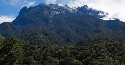 Kinabalu - Mount Kinabalu in Malaysia