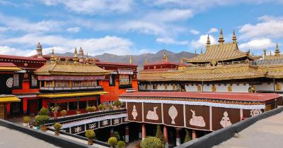 Jokhang Tempel - Jokhang Tempel
