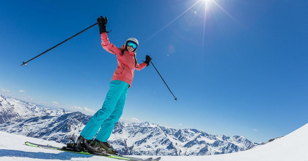 Tiroler Zugspitzarena - Höchste Skifreude