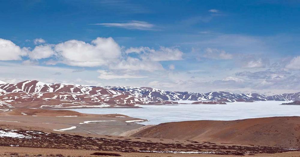 Yamzhog Yumco - der heilige See