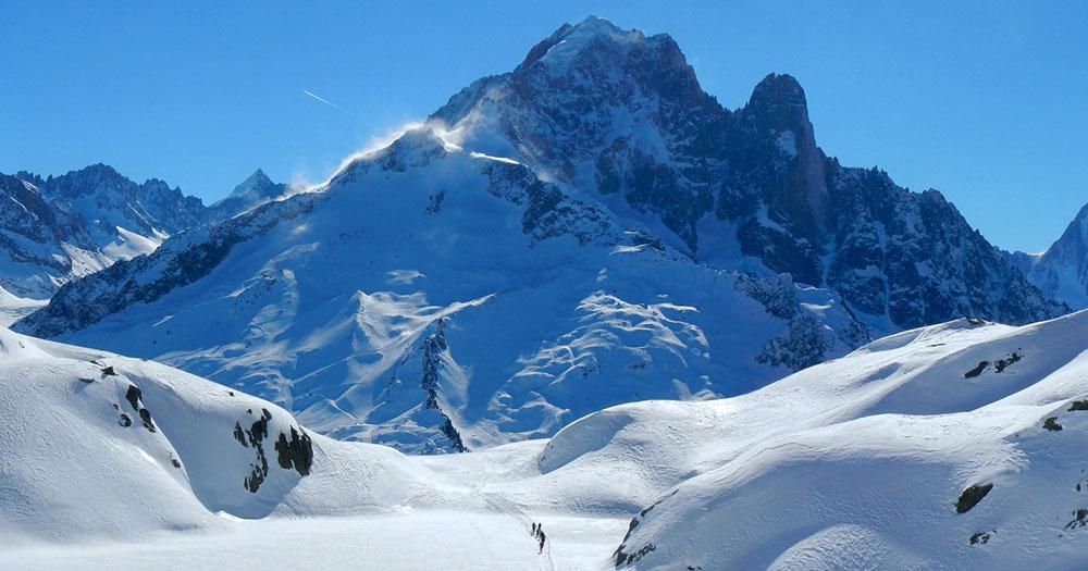 Chamonix-Mont-Blanc - Valle Blanche