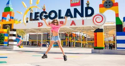 Dubai Parks & Resorts - Eingang Legoland