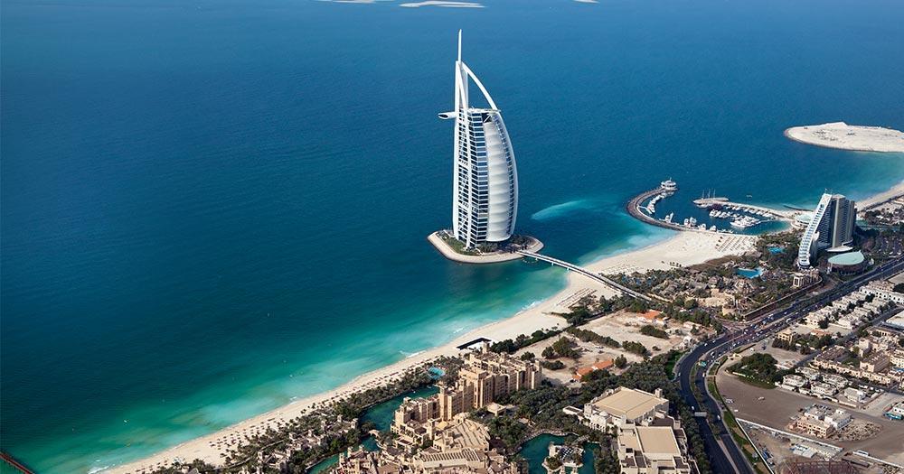 Dubai Parks & Resorts - Burj Al Arab