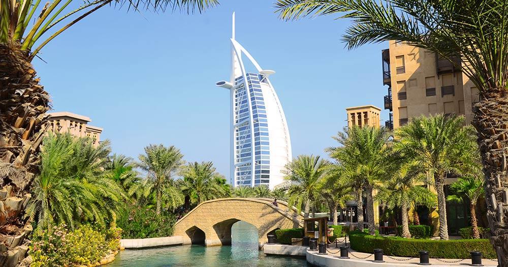 Palm Islands - Burj Al Arab