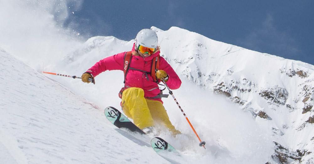 Big Sky Resort - Traumhafte Schneebedingungen