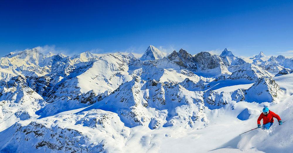 Powder Mountain - Tiefschneespaß
