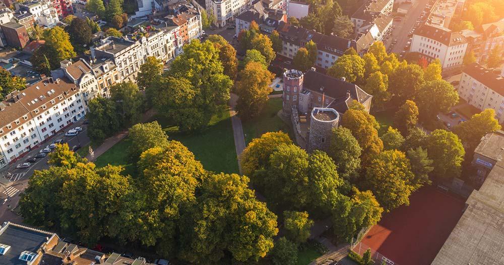 Aachen - Frankenberger Viertel